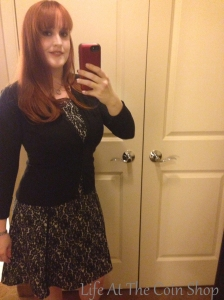 Day 2 Evening Selfie!
