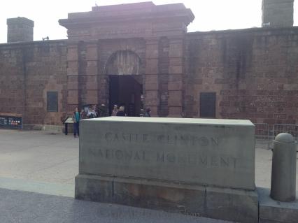 The Castle Clinton